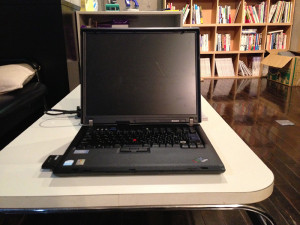 ThinkPad R60e 0657BVJ